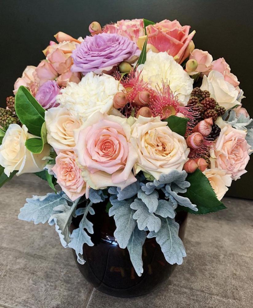 Garden Roses Glorious
